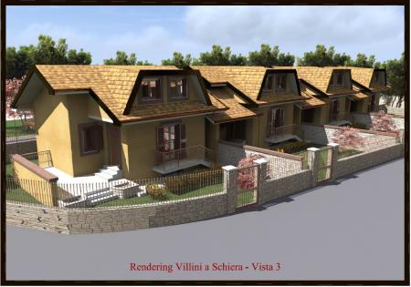 Fondi (LT) - Villetta a schiera